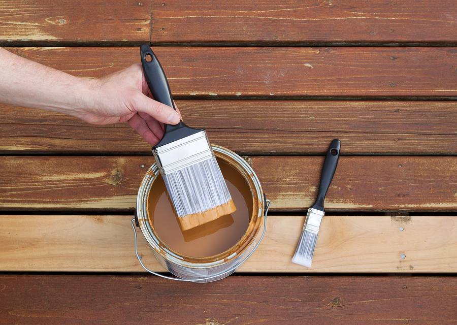 Professional Deck & Fence Staining Services in the Greater Butler, PA area